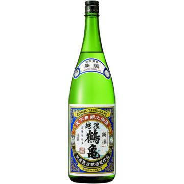 新潟県の有名な普通酒