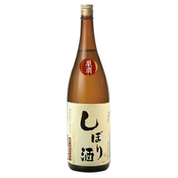 アルコール度数の高い日本酒