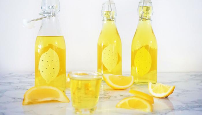 リモンチェッロの美味しい飲み方
