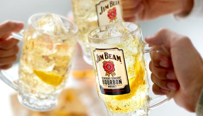 バーボンウイスキーの美味しい飲み方