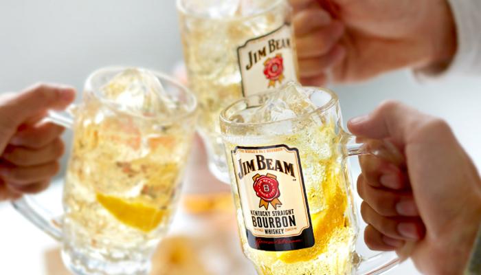 ジムビームの美味しい飲み方