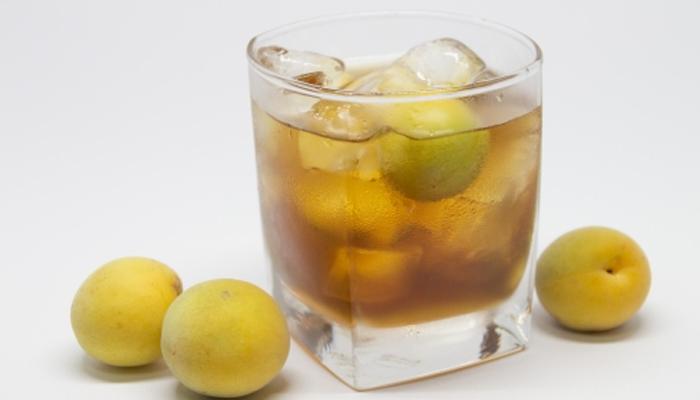 さらりとした梅酒の美味しい飲み方