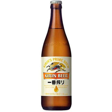 中瓶ビールのおすすめ