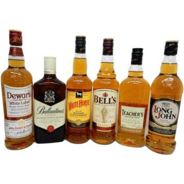 美味しいウイスキーの飲み比べセット