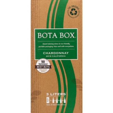 高級な箱ワイン